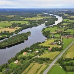 Kaunis - Beautiful Laitasaari (Arto Halttunen paramotor.fi - julkaistu kuvaajan luvalla)